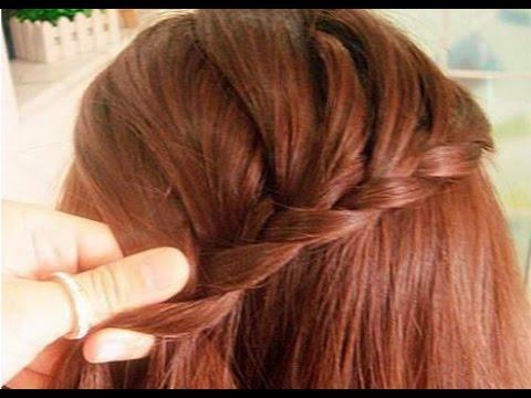 صورة تسريحة سهلة للشعر الطويل , جددي وبيني جمال شعرك الطويل باسهل استايلات 3615 5