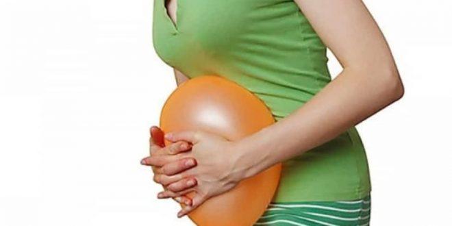 صورة انتفاخ البطن من الاسفل , تعرفي على اسباب الانتفاخ عند النساء في اسفل البطن