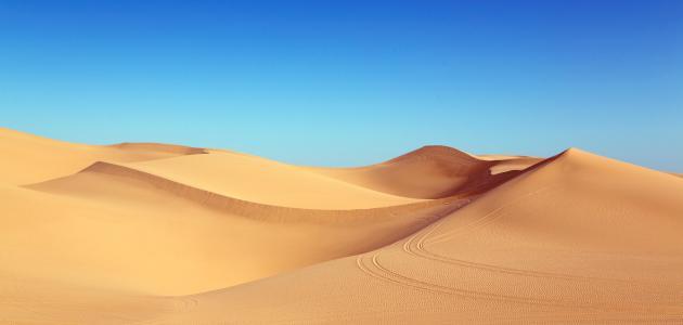 صورة ما هي اكبر صحراء في العالم , اكبر مساحة رملية في الكون