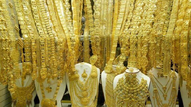 صورة ما تفسير حلم الذهب , الخلاخيل والاساور والحلى الذهبي في المنام