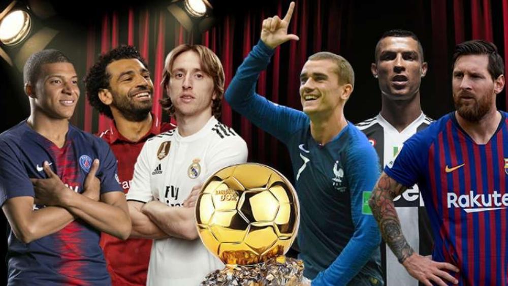 صورة الكرة الذهبية 2019 , اضخم جائزة في مجال كرة القدم