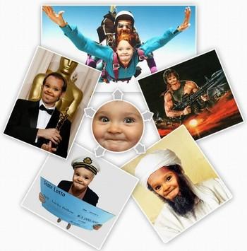 صورة ضع صورتك مع المشاهير , شارك نجومك المفضلين اجمل لحظاتهم
