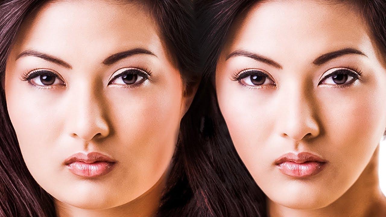 صور تمارين تنحيف الوجه , كيف تحصلين على وجه جذاب بدون دهون