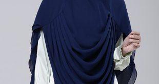 صورة احدث انواع الخمارات , احلى اشكال الحجاب بانواعه