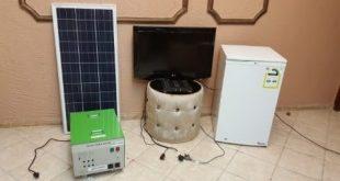 صور كم لوح شمسي لتشغيل ثلاجة , فكر وشغل مخك احتياجات التلاجة لعدد لوح شمسي