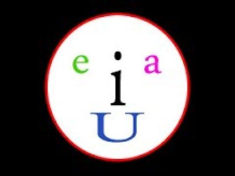 صور الحروف المتحركه فى الانجليزي , تعليم حروف العلة في اللغة الانجليزية