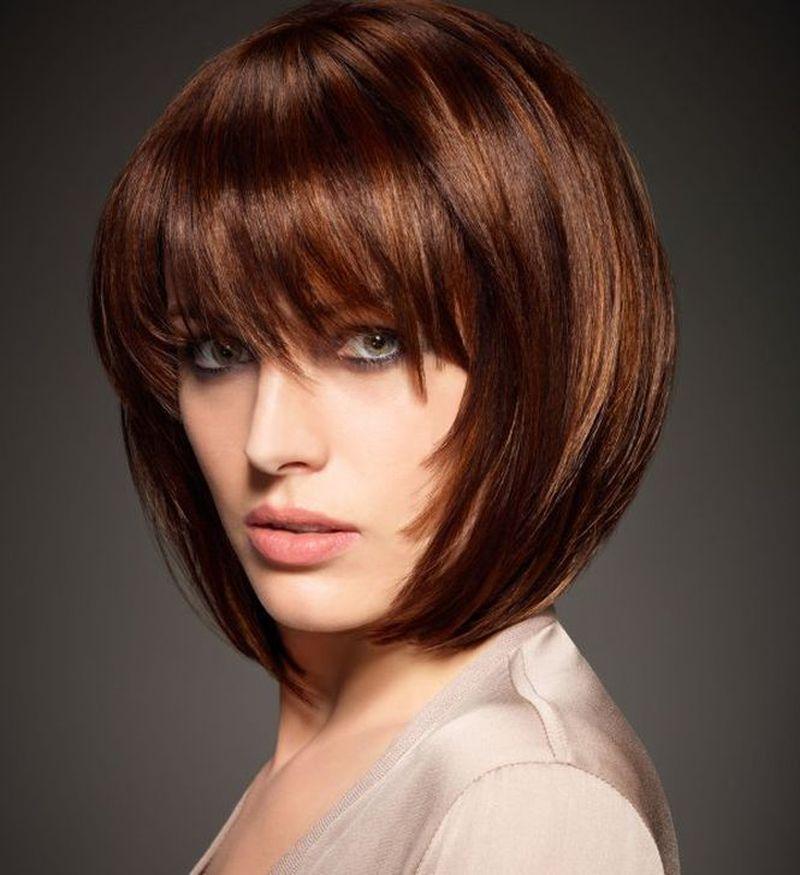صورة احلى قصات للشعر , استايلات جديدة وروعة لجمال شعرك 3804 2