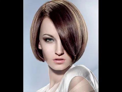صورة احلى قصات للشعر , استايلات جديدة وروعة لجمال شعرك 3804 7