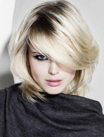 صورة احلى قصات للشعر , استايلات جديدة وروعة لجمال شعرك 3804 8