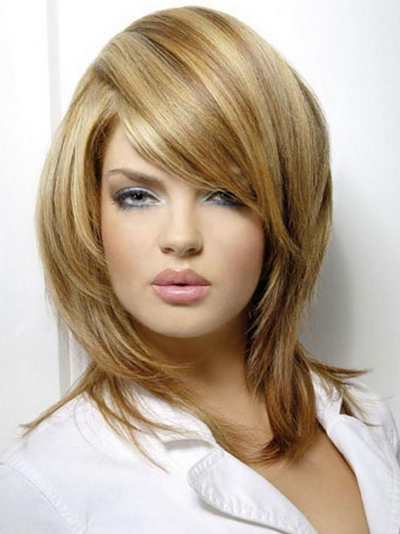 صورة احلى قصات للشعر , استايلات جديدة وروعة لجمال شعرك 3804