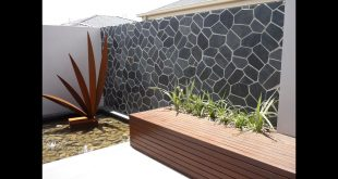صورة ديكور سور منزل , اشيك تصميمات لاسوار البيوت
