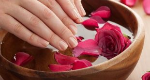 صور فوائد ماء الورد للشعر , اهمية مياه الورد وجمالها للشعر الحيوي