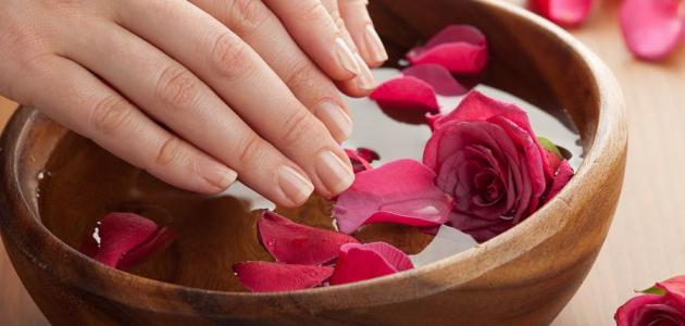 صورة فوائد ماء الورد للشعر , اهمية مياه الورد وجمالها للشعر الحيوي