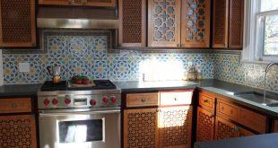 صورة ديكور مطبخ مغربي , اجمل الديكورات للمطبخ المغربي
