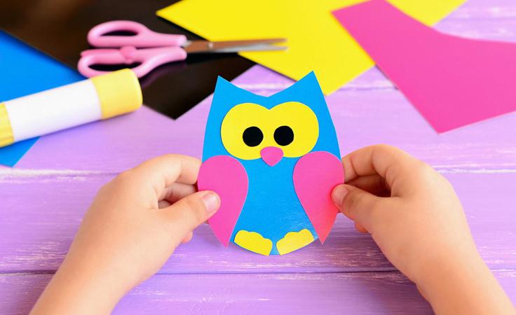 صورة اشكال حيوانات بالورق , سلي اطفالك باشكال من الورق