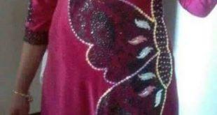 صور قنادر جديدة من الفيس بوك , اجمل القنادر الجزايرية المطرزة