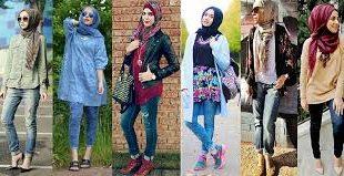 صورة حجاب ستايل 2019 , عن شياكة المراة المحجبة