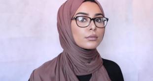 صور نظارات طبية للمحجبات , مجموعة نظارات شيك واستايل للبنوتات بحجاب