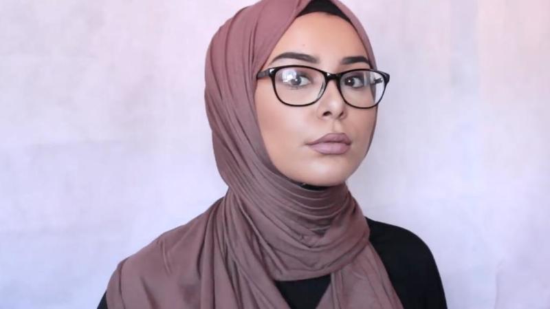نظارات طبية للمحجبات مجموعة نظارات شيك واستايل للبنوتات بحجاب احلى حلوات