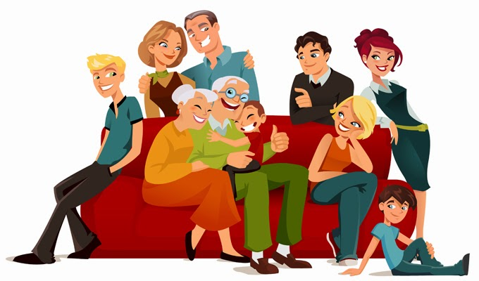 صورة قصة قصيرة عن عائلة متماسكة , موضوع بسيط عن الترابط العائلي الاجتماعي