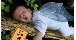 صور صباح الخير اطفال مضحكه , صور جميلة لصباحيات البيبهات بشكل كوميدى