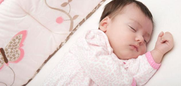 صور تنظيم نوم الاطفال , كيفية تنظيم وقت نوم ابني حديث الولادة
