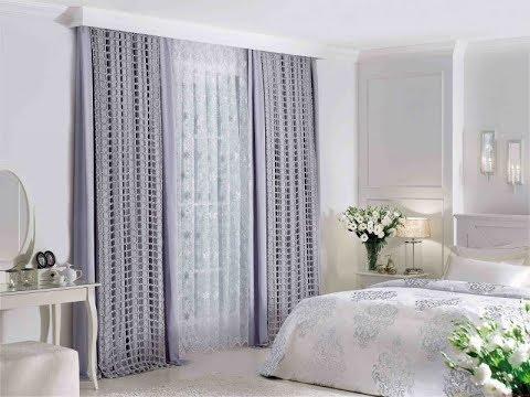 صورة ستائر لغرف النوم , نوعي ستاير اوضتك باجدد الالوان والاشكال
