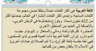 صورة تعبير عن اللغة العربية , تعبير عن اهميه اللغه العربيه 2628 3 310x165