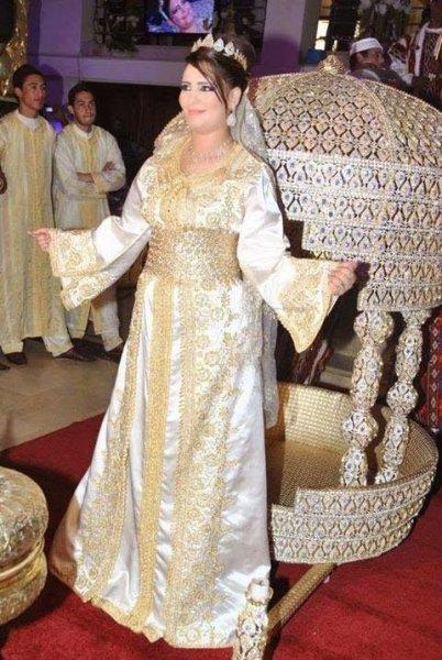 صور فساتين جزائرية للاعراس , تالقي باجمل لوك جزائري يوم فرحك