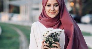 صور بنات محجبات جميله , سر جمالك حجابك