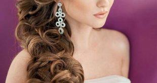 صور تسريحة الشعر الطويل , استغلى طول شعرك واعملى اشيك التسريحات