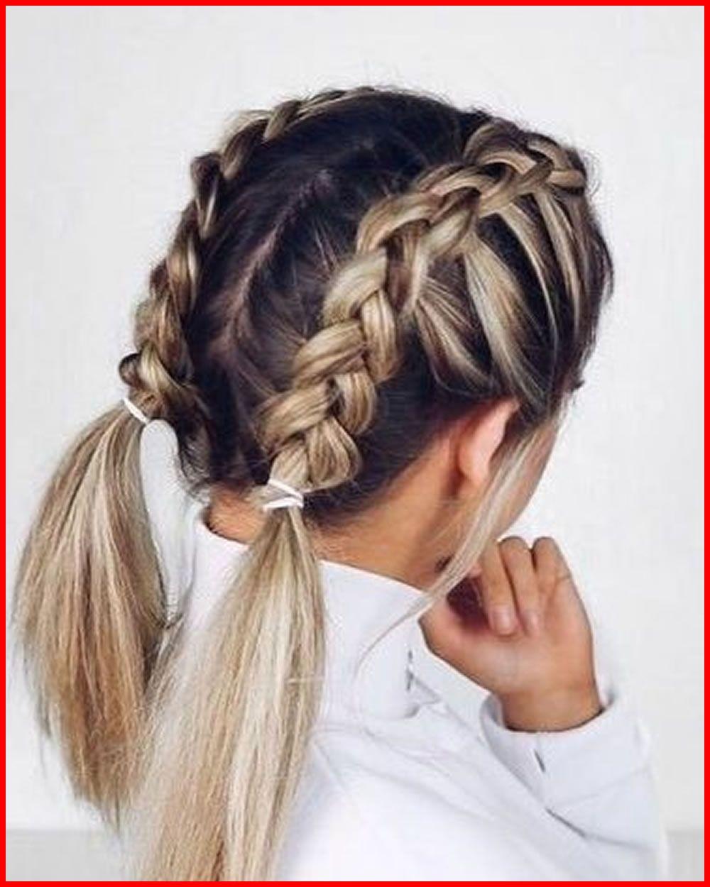 صورة تسريحات للمدرسة سهلة , تسريحة شعر بنوتك جميلة