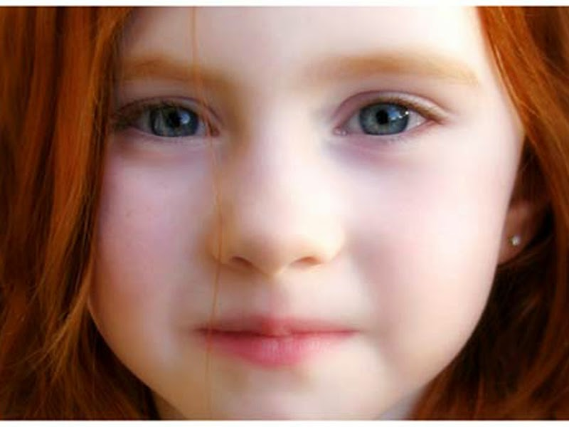 صور صور اطفال عيون خضراء , بيبي كيوت بعيون خضراء