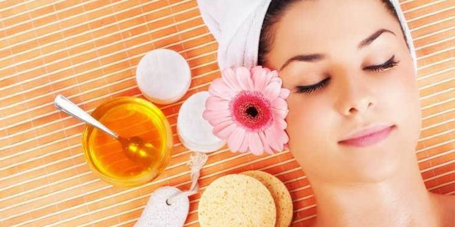 صورة فوائد العسل للوجه قبل النوم , مش معقول فوائد رائعة من رحيق الزهور