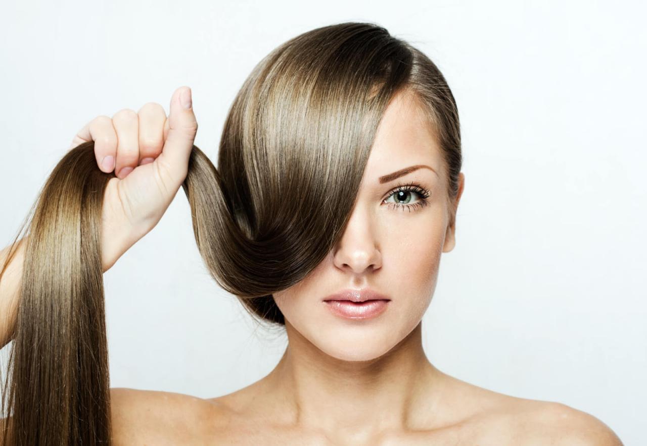 صورة وصفات طبيعية لتقوية الشعر , تالقي كالهنود بشعرك