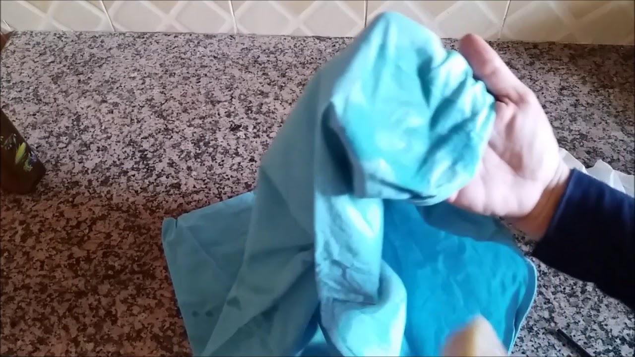 صورة طريقة ازالة بقع الزيت من الملابس , مع الغسيل مفيش مستحيل