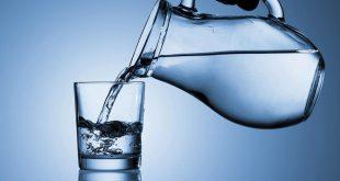 صورة فوائد شرب المياه على الريق , خس من غير دايت
