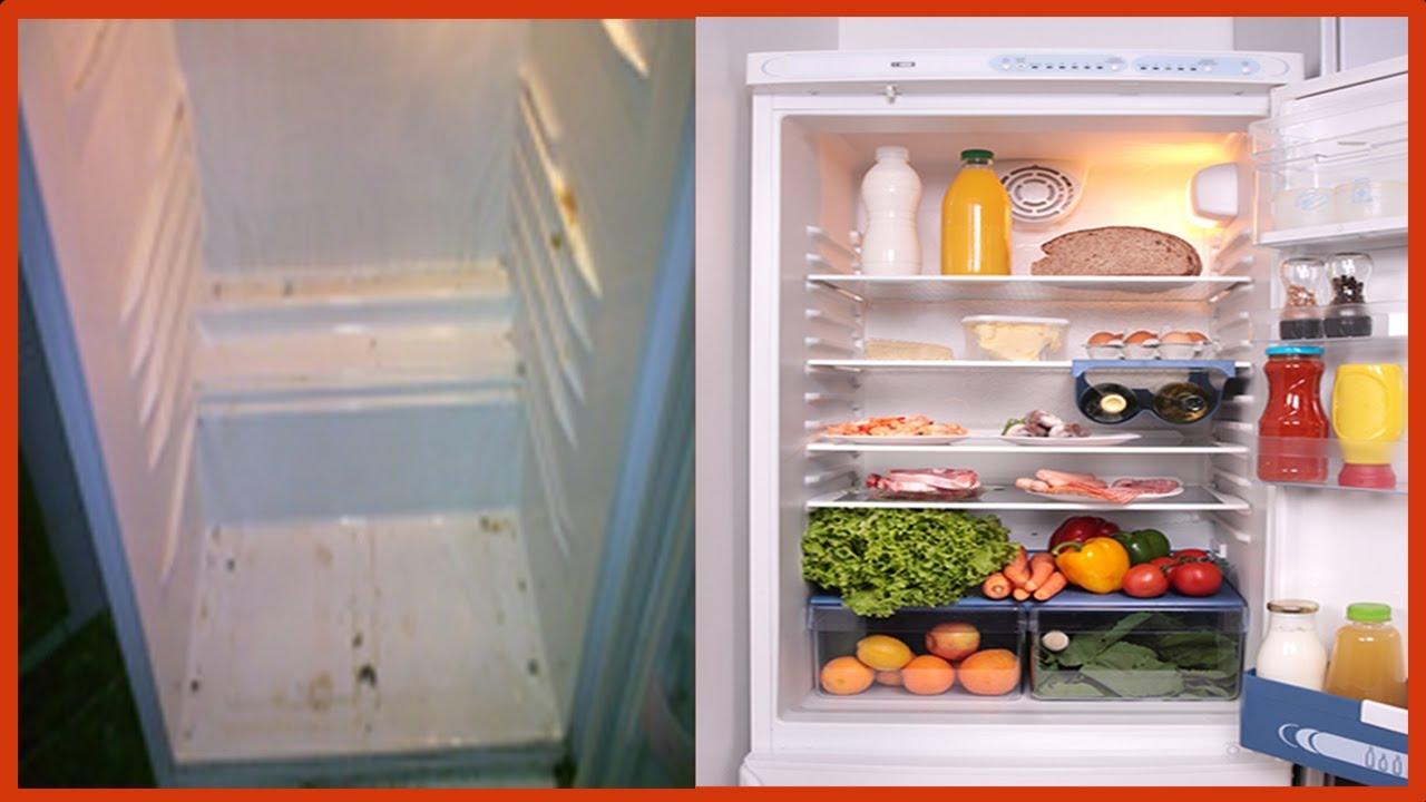صورة طريقة تنظيف الثلاجة , رجعي تلاجتك جديده