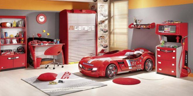 صورة غرف نوم اولاد صغار , استايل غرفة اولادي