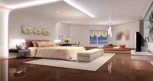 صور اسقف جبس غرف نوم , اجمل الاسقف بالجبس لغرف النوم