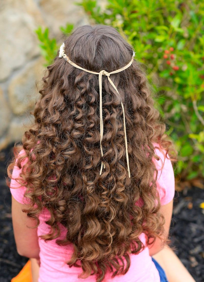 صور تسريحات بسيطه للشعر المجعد , استمتعى بجمال شعرك الكيرلي