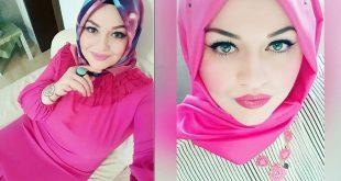 صور كيف البس الحجاب , تميزى بلفة حجاب مختلفة