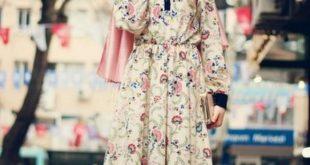 صورة صور لبس محجبات , استيل جديد للمحجبات