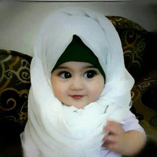 صورة اجمل الصور للبنات الصغار المحجبات , فى اكتر من كده جمال