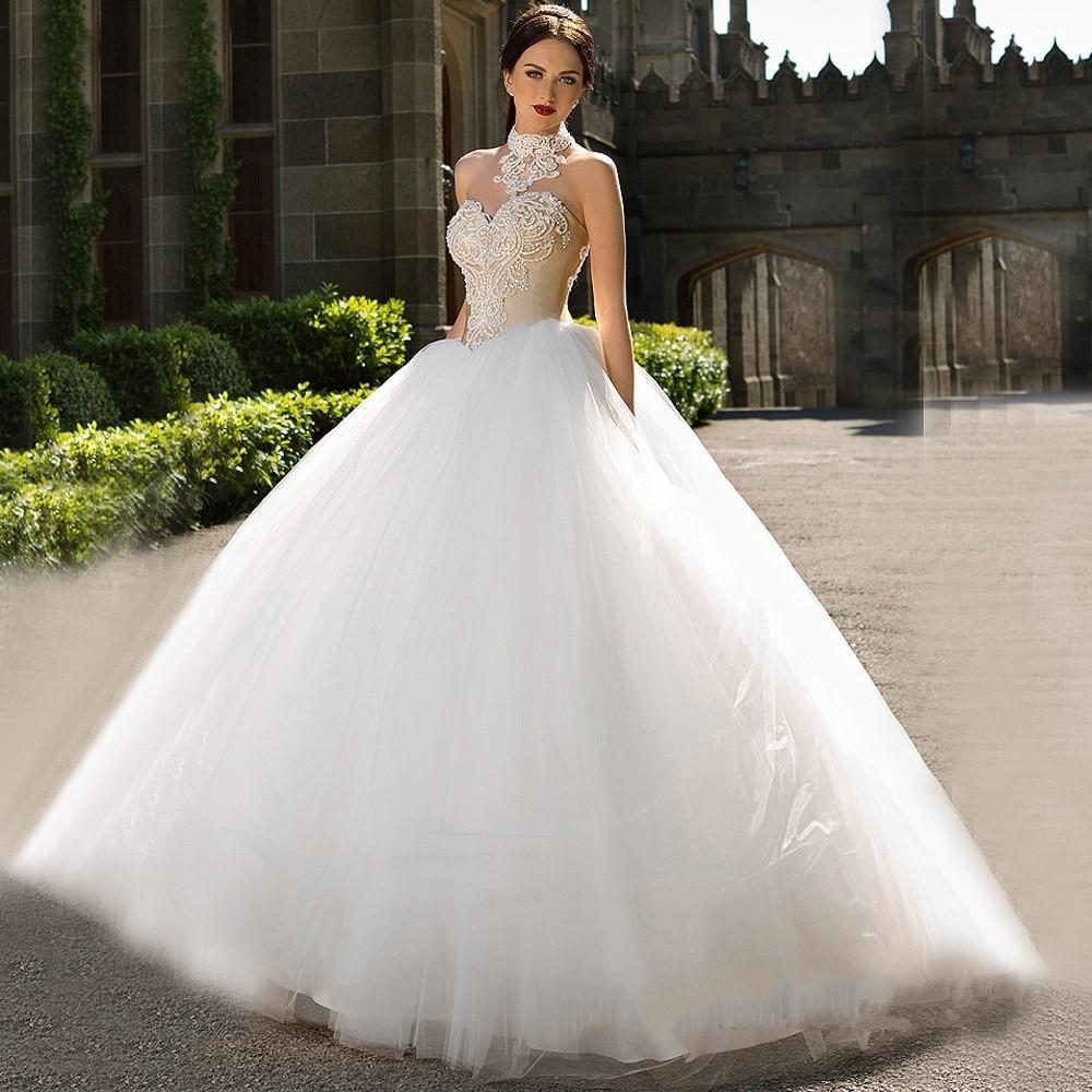 صورة احلى فستان عرس , اختاري فستان يجعلك تبدين كالاميرات 3405 4