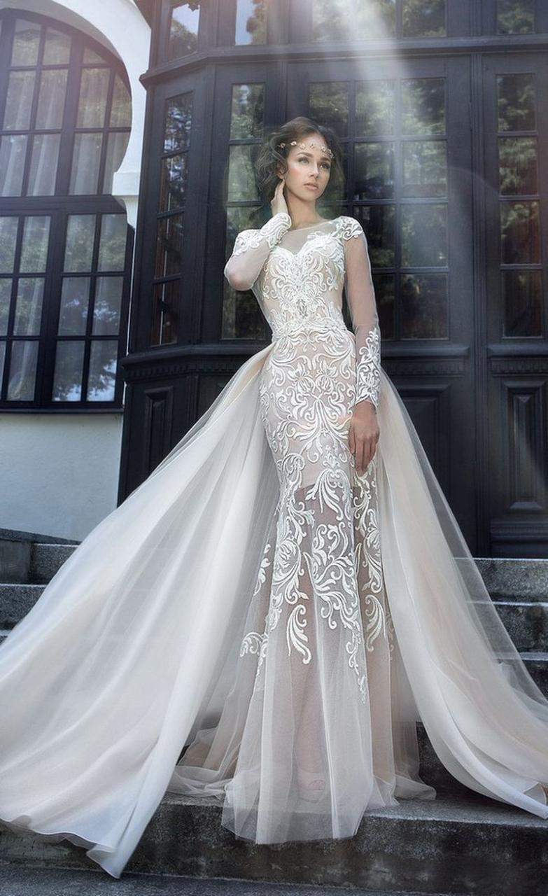 صورة احلى فستان عرس , اختاري فستان يجعلك تبدين كالاميرات 3405 5
