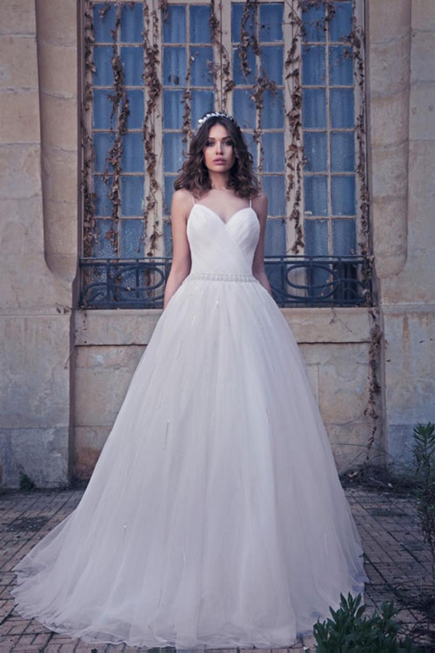 صورة احلى فستان عرس , اختاري فستان يجعلك تبدين كالاميرات 3405 9