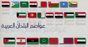 صور اسماء عواصم الدول العربية , تعرف على وطنك العربي