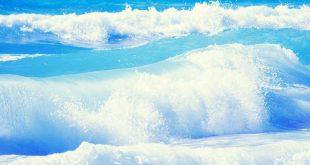 صورة رؤية البحر الهائج , تفسيرات احلام غريبه