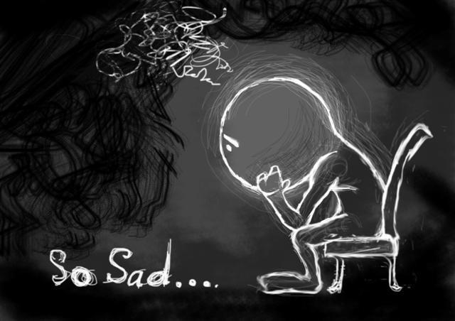 صورة صور شباب ايمو حزينة , الصور تتحدث عن نفسها اكيد